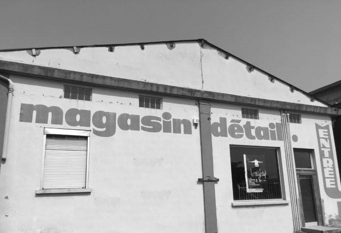 Peyssies / Magasin Détails
